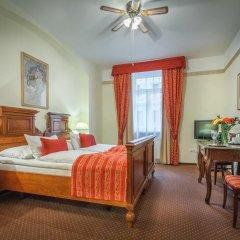 Отель Mucha Hotel Чехия, Прага - - забронировать отель Mucha Hotel, цены и фото номеров комната для гостей фото 5