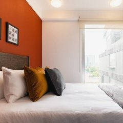 Отель Luxurious 3 BR 2 BA in Chic Polanco District Мехико комната для гостей фото 5