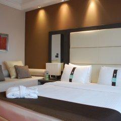 Отель Holiday Inn Belgrade Сербия, Белград - отзывы, цены и фото номеров - забронировать отель Holiday Inn Belgrade онлайн комната для гостей фото 5