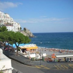 Отель Fontana Италия, Амальфи - 1 отзыв об отеле, цены и фото номеров - забронировать отель Fontana онлайн пляж