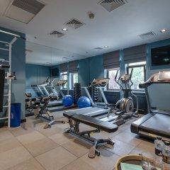 Отель Ривьера на Подоле Киев фитнесс-зал