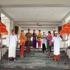 Отель Grand Whiz Nusa Dua Бали развлечения