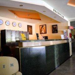 Tsarevets Hotel интерьер отеля
