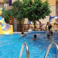 Отель Kleopatra Ikiz Otel бассейн фото 3