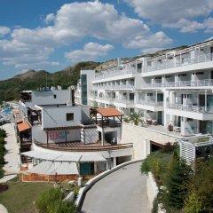 Отель White Lagoon - All Inclusive Болгария, Балчик - отзывы, цены и фото номеров - забронировать отель White Lagoon - All Inclusive онлайн приотельная территория