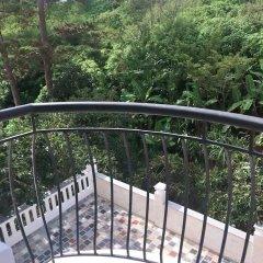 Queen Villa Hotel Далат балкон