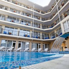 Гостиница Galotel в Сочи отзывы, цены и фото номеров - забронировать гостиницу Galotel онлайн бассейн фото 2