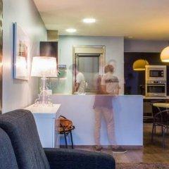 Апартаменты Gros City Apartments интерьер отеля