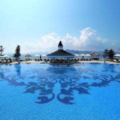 Отель Vinpearl Resort & Spa Ha Long бассейн фото 2