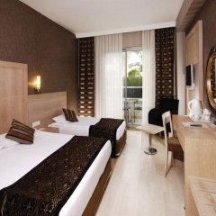 Отель Sultan of Side - All Inclusive Сиде комната для гостей фото 5