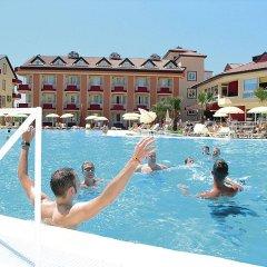 Orfeus Park Hotel Турция, Сиде - 1 отзыв об отеле, цены и фото номеров - забронировать отель Orfeus Park Hotel онлайн бассейн фото 2