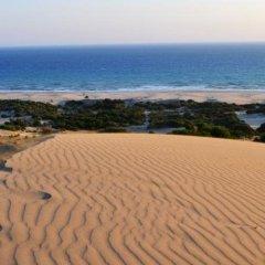 Dardanos Hotel пляж
