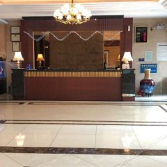 Haitian Business Hotel интерьер отеля