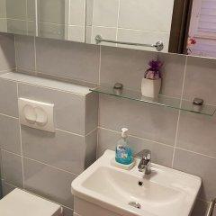 Апартаменты Belgrade EYE Apartment ванная
