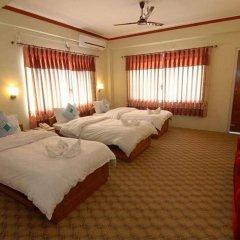 Отель Third Pole Непал, Покхара - отзывы, цены и фото номеров - забронировать отель Third Pole онлайн комната для гостей фото 2