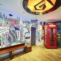 Отель St Christopher's Inn London Bridge - The Oasis Великобритания, Лондон - отзывы, цены и фото номеров - забронировать отель St Christopher's Inn London Bridge - The Oasis онлайн развлечения