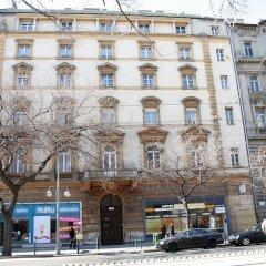 Отель Jozsef Korut Apartment Венгрия, Будапешт - отзывы, цены и фото номеров - забронировать отель Jozsef Korut Apartment онлайн вид на фасад