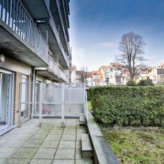 Апартаменты Renaissance Park Apartments Брюссель балкон