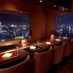 Отель Ginza Creston Токио гостиничный бар