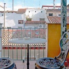Отель Apartamentos Fomento 25 Испания, Мадрид - отзывы, цены и фото номеров - забронировать отель Apartamentos Fomento 25 онлайн балкон