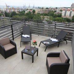 Бизнес Отель Континенталь Одесса балкон