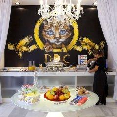 Отель Dormirdcine Cooltural Rooms Испания, Мадрид - отзывы, цены и фото номеров - забронировать отель Dormirdcine Cooltural Rooms онлайн питание фото 2