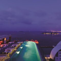 Hotel Jen Maldives Malé by Shangri-La бассейн