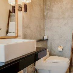 Отель The Mangrove Panwa Phuket Resort ванная