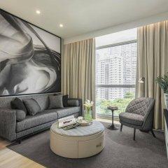 Отель Ascott Orchard Singapore Сингапур, Сингапур - отзывы, цены и фото номеров - забронировать отель Ascott Orchard Singapore онлайн комната для гостей фото 5