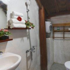 Отель Seaside An Bang Homestay ванная