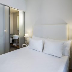 Отель NH Milano Palazzo Moscova Италия, Милан - отзывы, цены и фото номеров - забронировать отель NH Milano Palazzo Moscova онлайн комната для гостей фото 2