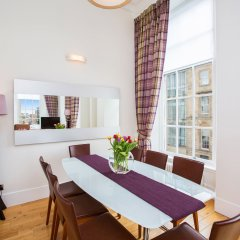 Апартаменты Blythswood Square Apartments в номере