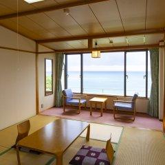 Отель Kyukamura Nanki-katsuura Начикатсуура комната для гостей фото 5