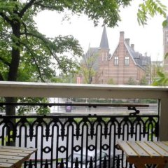 Апартаменты Apartment Rijksmuseum балкон
