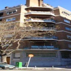 Отель Apartamentos Los Jeronimos Испания, Мадрид - отзывы, цены и фото номеров - забронировать отель Apartamentos Los Jeronimos онлайн вид на фасад