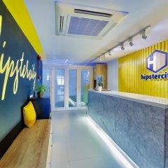 Отель HipsterCity интерьер отеля фото 3