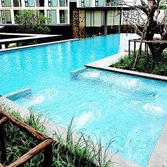 Отель The Base Residence Phuket Town by Moni бассейн фото 2