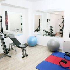 Отель Asion Lithos фитнесс-зал фото 2