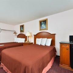 Отель Americas Best Value Inn Effingham удобства в номере