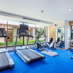 Отель Lasalle Suite Бангкок фитнесс-зал фото 2
