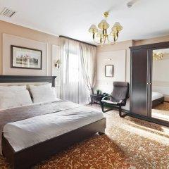 Гостиница Мегаполис комната для гостей фото 10