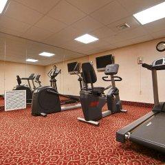 Отель Best Western Jamaica Inn фитнесс-зал