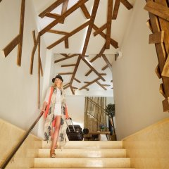 Hotel Menel - The Tree House интерьер отеля фото 2