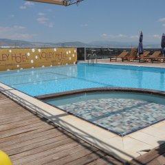 Volley Hotel Izmir Турция, Измир - отзывы, цены и фото номеров - забронировать отель Volley Hotel Izmir онлайн бассейн фото 2