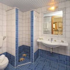 Kristalli Hotel Apartments ванная
