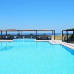 Telhinis Hotel бассейн фото 2
