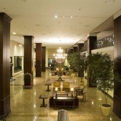 Отель Bourbon Atibaia Convention And Spa Resort Атибая интерьер отеля