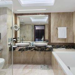 Отель Hilton Gdansk Польша, Гданьск - 6 отзывов об отеле, цены и фото номеров - забронировать отель Hilton Gdansk онлайн ванная