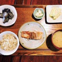 Отель Sun & Moon Club Яманакако питание
