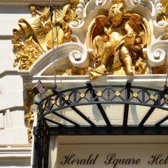 Отель Herald Square Hotel США, Нью-Йорк - 1 отзыв об отеле, цены и фото номеров - забронировать отель Herald Square Hotel онлайн питание фото 3